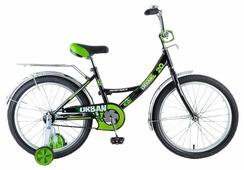 Детский велосипед Novatrack Urban 20 (2018)