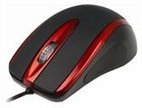 Мышь BRAVIS BRM761 Black-Red USB