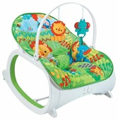 Шезлонг Fitch baby Infant-To-Toddler Delux