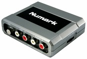 Внешняя звуковая карта Numark Stereo|iO