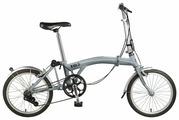 Городской велосипед Novatrack TG-16 3 (2017)