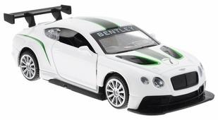 Легковой автомобиль Пламенный мотор Bentley Continental GT3 (870141) 1:43