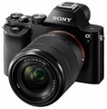 Фотоаппарат Sony Alpha ILCE-7 Kit