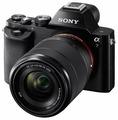 Фотоаппарат Sony Alpha ILCE-7 Kit