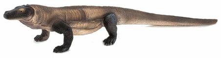 Фигурка Mojo Wildlife Дракон Комодо 387166