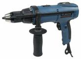 Ударная сетевая дрель-шуруповерт Elmos ESR913C 910 Вт