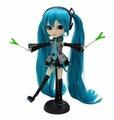 Интерактивная кукла Groove Inc. Вокалоид Хацунэ Мику 31 см