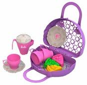 Набор продуктов с посудой Нордпласт Барби 431844