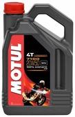 Моторное масло Motul 7100 4T 20W50 4 л