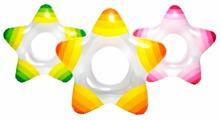 Надувной круг Intex Звездные кольца 59243