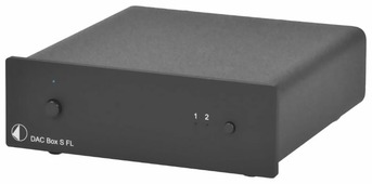 ЦАП Pro-Ject DAC Box S FL