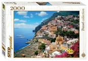 Пазл Step puzzle Travel Collection Италия Побережье Амалфи (84022), 2000 дет.