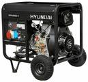 Дизельный генератор Hyundai DHY-6000 LE-3 (5000 Вт)