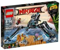 Конструктор LEGO The Ninjago Movie 70611 Водяной робот