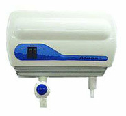 Проточный водонагреватель Atmor New 5 кран