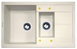 Врезная кухонная мойка Zigmund & Shtain RECHTECK 780.2