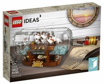Конструктор LEGO Ideas 21313 Корабль в бутылке