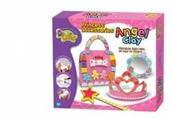 Полимерная глина Angel Clay Набор Princess Accessories (AA14031)