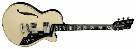 Полуакустическая гитара Peerless Retromatic