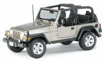 Внедорожник Maisto Jeep Wrangler Rubicon (31245) 1:27