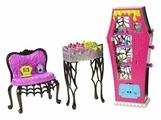 Monster High Игровой зал Школьные местечки (BJR19/BJR21)