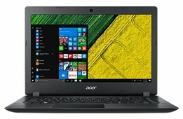 "Ноутбук Acer ASPIRE 3 (A315-51-55ZU) (Intel Core i5 7200U 2500 MHz/15.6""/1366x768/8GB/256GB SSD/DVD нет/Intel HD Graphics 620/Wi-Fi/Bluetooth/Windows 10 Home)"