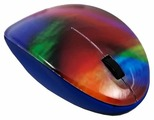 Мышь Bodino TRUE COLOURS Blue-Red USB