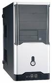Компьютерный корпус IN WIN S606 w/o PSU Black/silver