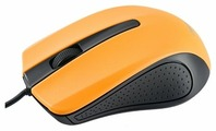Мышь Perfeo PF-353-OP-OR Black-Orange USB