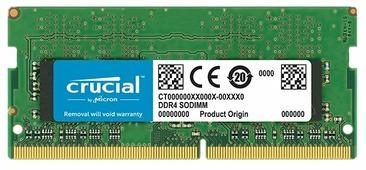 Оперативная память 2 ГБ 1 шт. Crucial CT2G4SFS624A