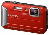 Фотоаппарат Panasonic Lumix DMC-FT30 (черный)