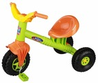Трехколесный велосипед Альтернатива Ветерок М5248 (зеленый)