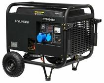 Бензиновый генератор Hyundai HY9000SE (6000 Вт)