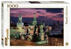 Пазл Step puzzle Travel Collection Красная площадь Москва (79075), 1000 дет.