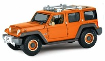 Внедорожник Maisto Jeep Rescue Concept (36699) 1:18 24 см