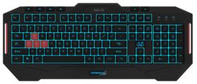 Клавиатура ASUS Cerberus MKII Keyboard Black USB