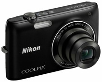 Фотоаппарат Nikon Coolpix S4100