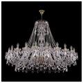 Bohemia Ivele Crystal 1411/24/530-115/G, E14, 1440 Вт