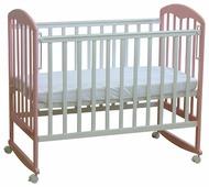 Кроватка Фея 323 (качалка)