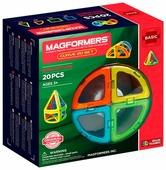 Магнитный конструктор Magformers Curve Basic 701010-20