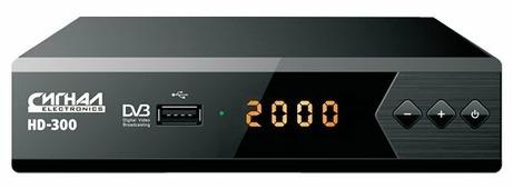 TV-тюнер СИГНАЛ ELECTRONICS HD-300