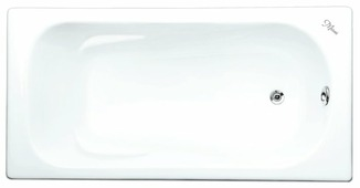 Ванна Maroni Colombo 1700x750 чугун угловая