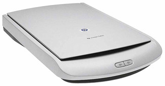 Сканер HP ScanJet 2400C