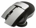 Мышь Elecom Scope Node Silver USB