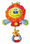 Подвесная игрушка Мир детства Львенок музыкальный (33242)