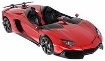 Легковой автомобиль Rastar Lamborghini Aventador J (57500) 1:12 39 см