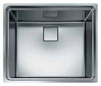 Интегрированная кухонная мойка FRANKE CEX 210-50 55.5х46.5см нержавеющая сталь