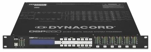 Внешняя звуковая карта DYNACORD DSP 260