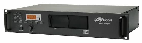CD-чейнджер JDM 6CD-100