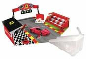 Bburago Игровой набор Автосервис Ferrari Open&Play Set 18-31209